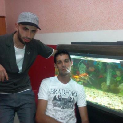 Hamza Bouamrane, 18 апреля 1989, id217963784