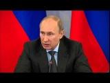 Путин о государственной политике в сфере семьи, материнства и детства