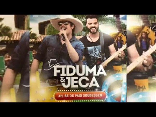 Fiduma e Jeca - Chifre Detóx - [Áudio Oficial] DVD 2017