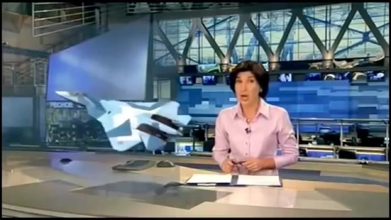 Сверхсекретный Российский самолет Т 50