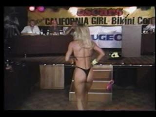📼 Hope Marie Carlton California Bikini Contest