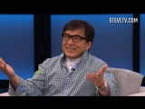 Steve Harvey Finds the Hole in Jackie Chan's Head