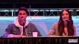 Marvel's 'AGENTS OF S.H.I.E.L.D.' Q&ampA Panel with Brett Dalton and Mallory Jansen