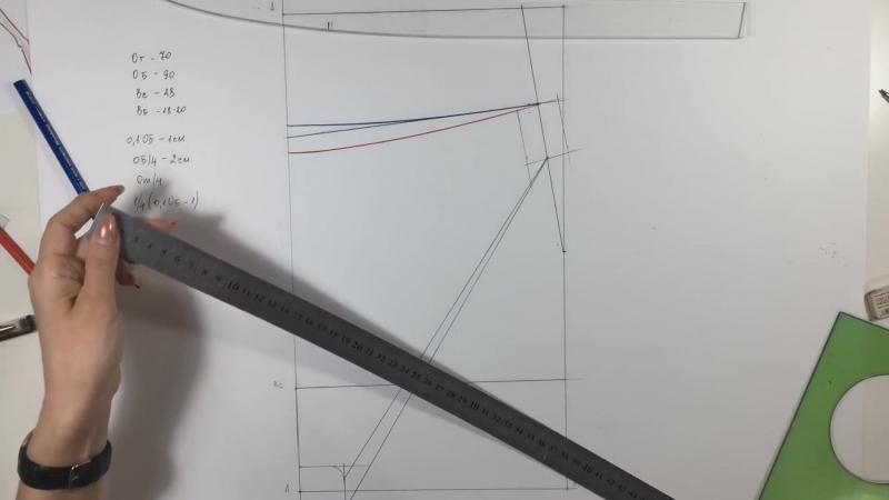 Урок 2 - Конструирование трусиков