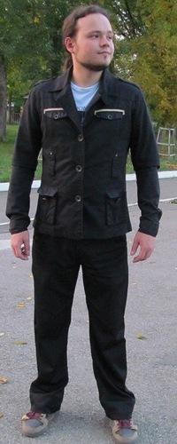 Александр Журавлев, 8 декабря , Новокуйбышевск, id37575380