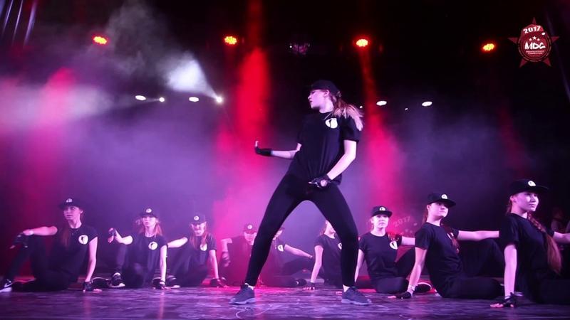Танцуя мечту Best beginners MDC2017 FRONT ROW