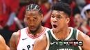 Milwaukee Bucks vs Toronto Raptors - Game 4 - Full Game Highlights | 2019 NBA Playoffs