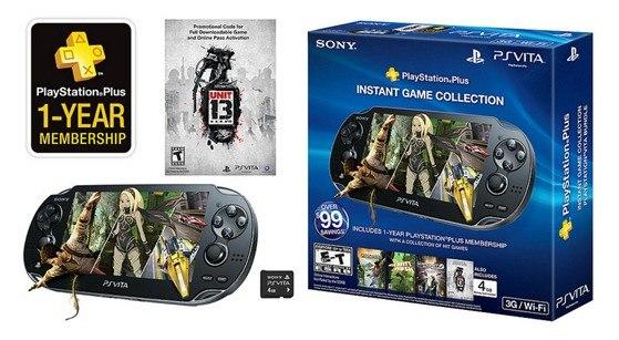 PS Vita получит новый бандл за $300 с подпиской PS Plus