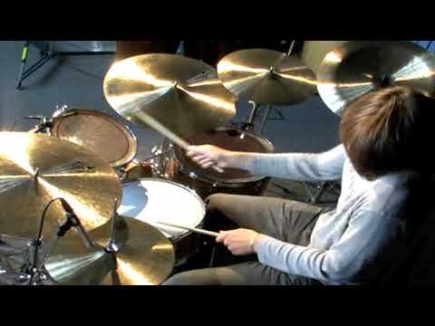 Diril Cymbals Germany - Jazz Serie played by Niklas Walter