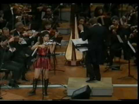 Vanessa-Mae Live in Berlin '96 part 9