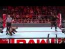 WWE RAW 24 09 18 Щит против Барона Корбина и АОР