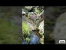 Голубое озеро гейзеры