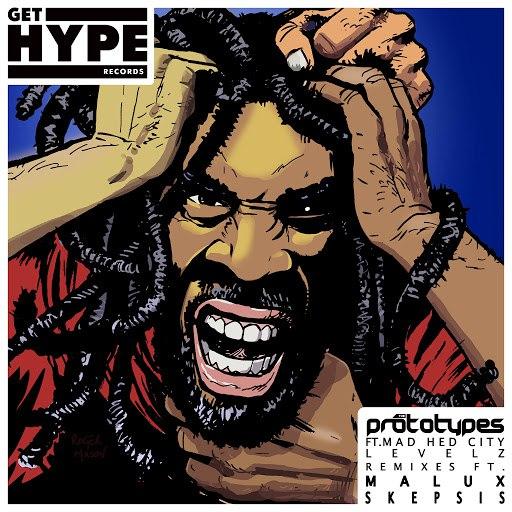 The Prototypes альбом Levelz (Remixes)