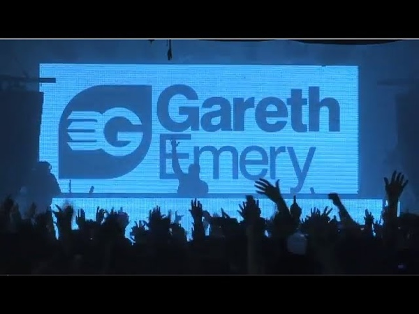 Gareth Emery Live Manchester (The Warehouse Project, 26122011)