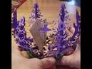 Цветок от Ugears (Разукрашенный)