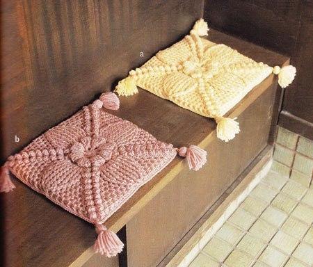 ¡El tapiz pequeño al taburete por el gancho!