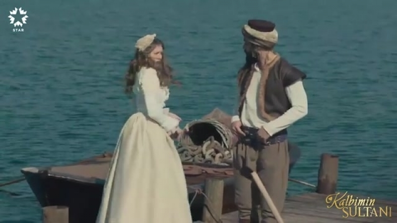 Anna ile Sultan Mahmud'un ilk karşılaşması!KalbiminSultanı @startv