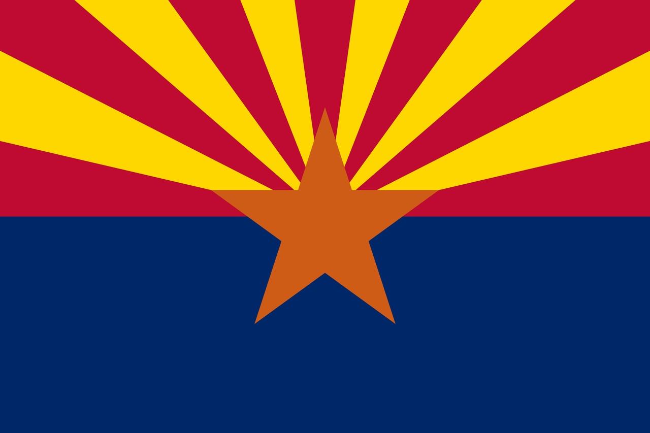 Флаг Аризона