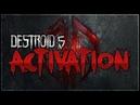 Downlink Destroid 5 Activation