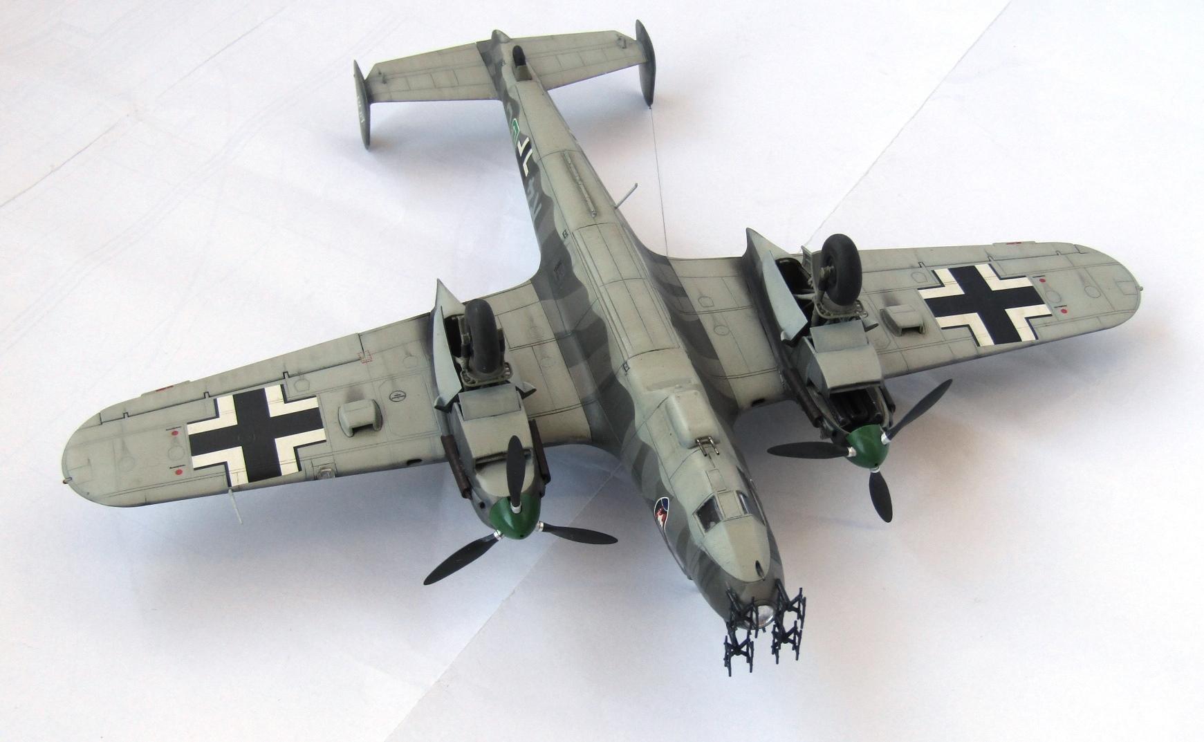 Do-215 B-5 1/72 (ICM) JrdJiAo_Ulk