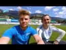 Видеоблог «Зенит-ТВ» о путешествиях уральская деревня, Дзюба на островах