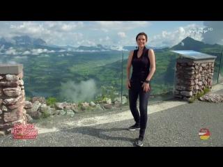 Francine Jordi «Da geht noch mehr» (Schlager macht Spaß - KLUBBB3 in den Bergen 2018)