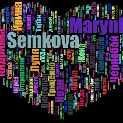 Marynka Semkova, 28 мая , Санкт-Петербург, id169247381