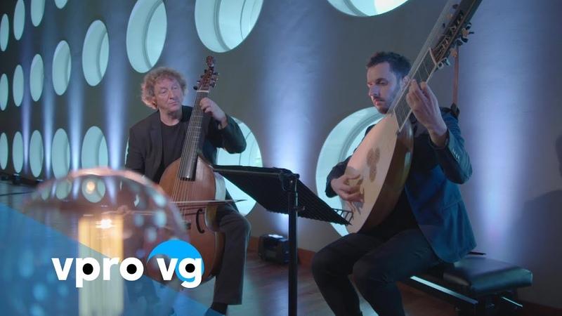 Philippe Pierlot Daniel Zapico/ F. Couperin/ Prélude Gavotte (live @TivoliVredenburg Utrecht)