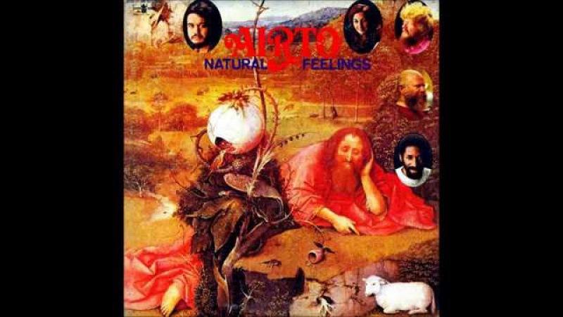 Airto Moreira - Natural Feelings (1970) [Full Album / Completo] [HD]