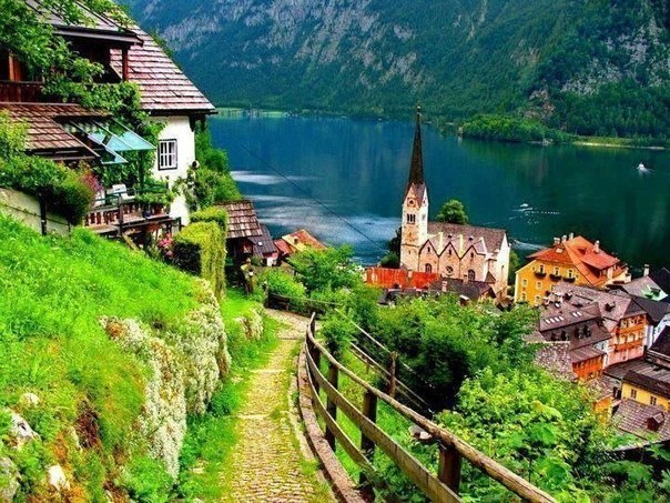 The Most Beautiful Places In The World Vk