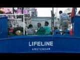 Grünen-Abgeordnete an Bord der -Lifeline- - Situation -belastend und gefährlich-