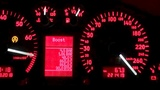 Audi S4 B5 2.7 V6 Biturbo Acceleration Sound 0-300
