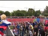 Спасибо, Игорёк! как в Калининграде наблюдали за историческим матчем Россия-Испания