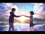 AMV At The Beginning (Your Name)