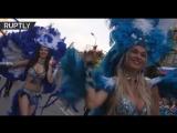 Маленькая Бразилия: в центре Самары прошёл карнавал