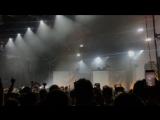 Die Antwoord начало концерта в Петербурге