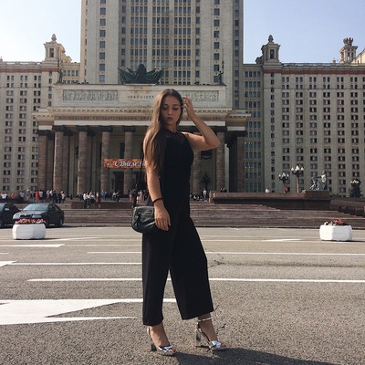 Виктория Жорова