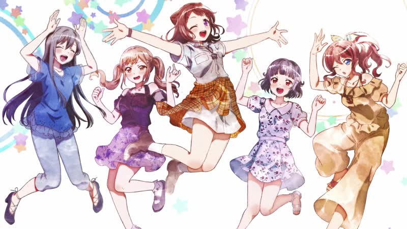 Poppin' Party – Jumpin'
