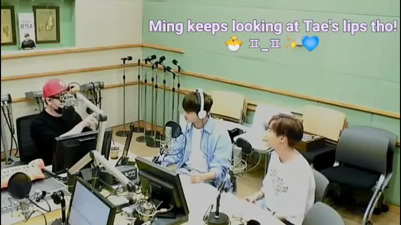 180621 Cool FM 2min lips Taemin Minho