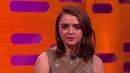 Maisie Williams Reveals Arya Stark's Game of Thrones Kill List The Graham Norton Show