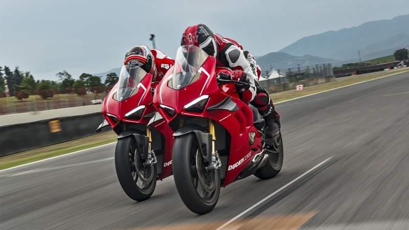 Ducati Panigale V4 R The Sound of Excellence