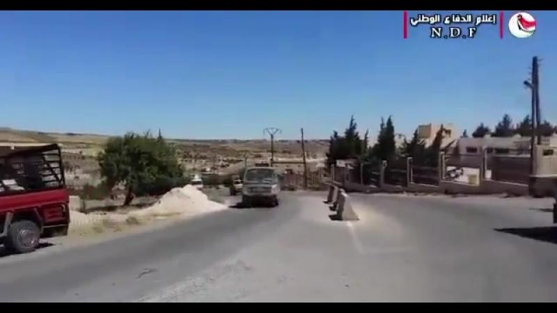НДС шлют подкрепление для предстоящего наступление на террористов ИСИС.