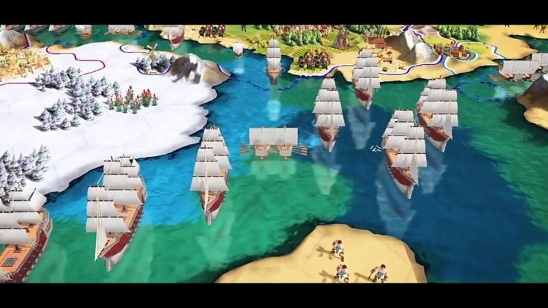 Civilization Online_ Origin (CN) - ChinaJoy 2018 game trailer