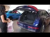 Интеллектуальная система автоматического открывания багажника