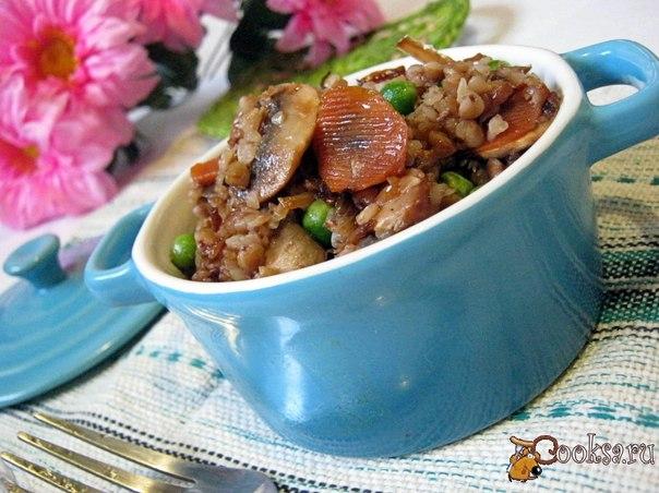 Вкусное блюдо, которое внесет разнообразие в постное меню.