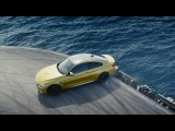 BMW устроил тест-драйв на авианосце