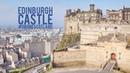 Edinburgh Castle 4K Drone Footage