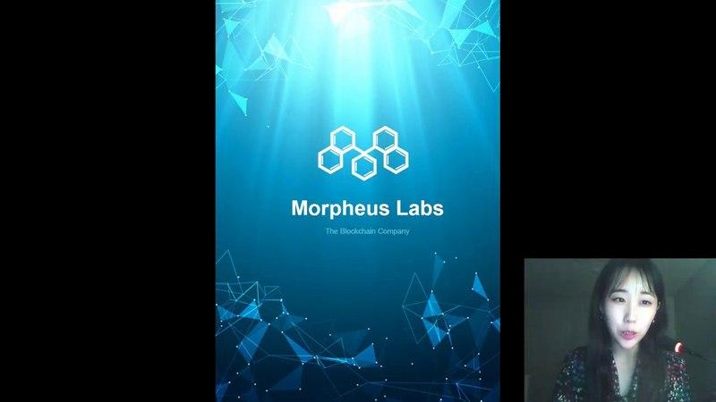 [모피어스랩] MorpheusLabs ICO 궁금했던 부분들 자세히 설명 드립니다.
