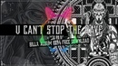 Billx Dr. Peacock - U Can't Stop The Rave