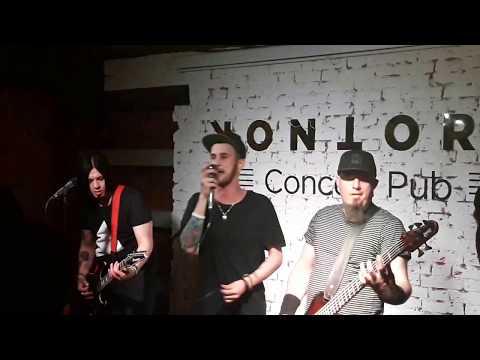 Poisonstars - Heavy (LINKIN PARK TRIBUTE )(Kontora Grill Pub 27 мая Москва)